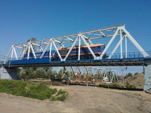 próbne obciążenie mostu / Inne realizacje naterenie Polski (8)