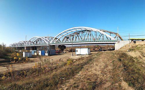 ekspertyza mostu / L.18-033 E75 Małkinia Intercor