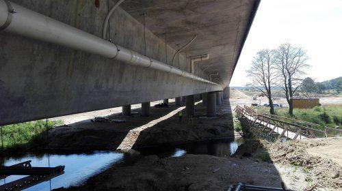 ekspertyza mostu / L.18-051 S6 Kołobrzeg - Ustronie Morskie Porr