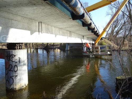 ekspertyza mostu / L.19-001 Ekspertyza Nowe Miasto Lubawskie Porr